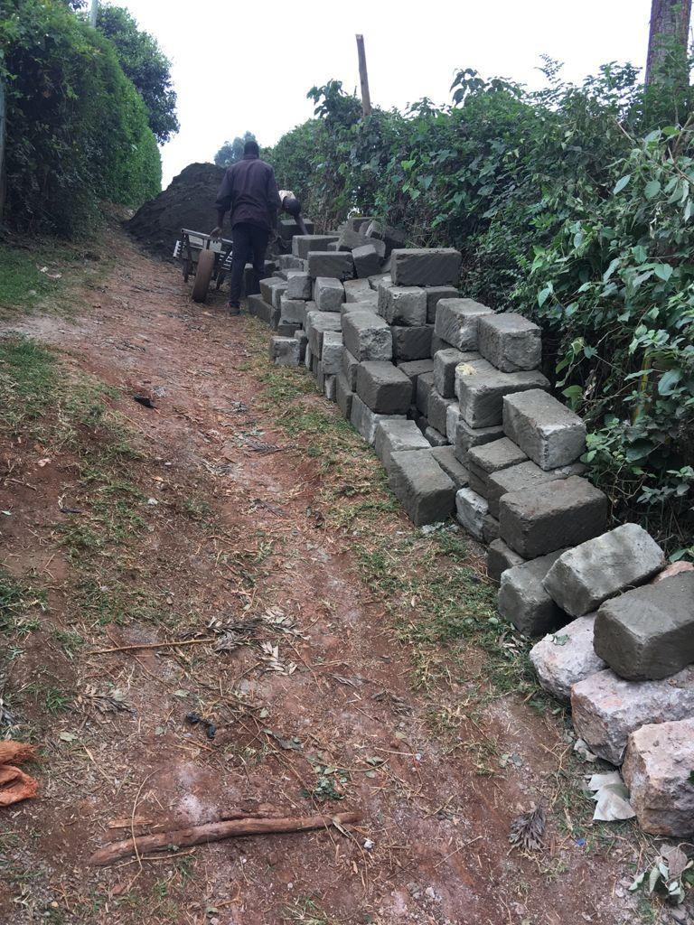 Veel stenen